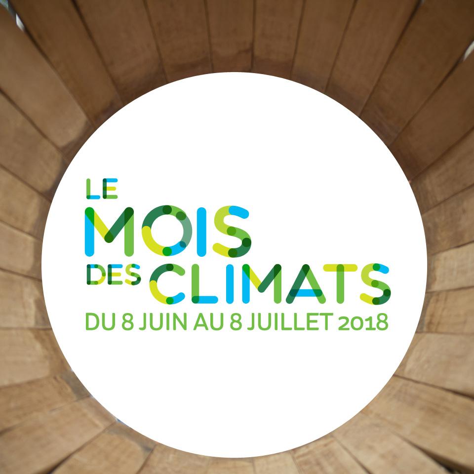 Logo Mois des Climats 2018