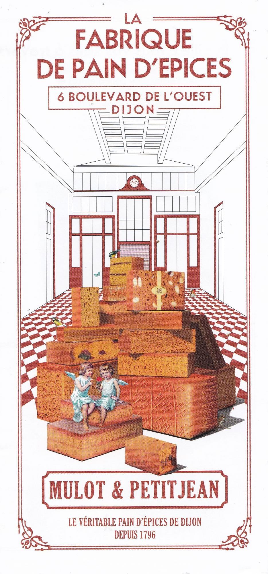 Visuel La Fabrique de pain d'épices